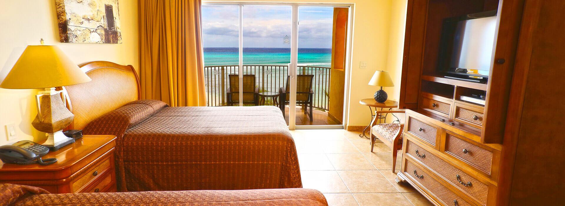 junior suite in The Royal Haciendas Resort