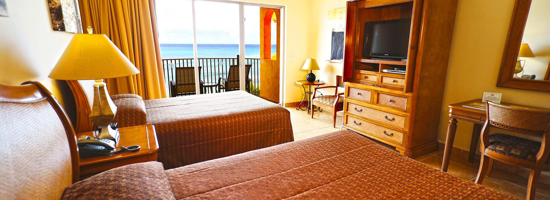 Two Bedroom Suite Beachfront The Royal Haciendas
