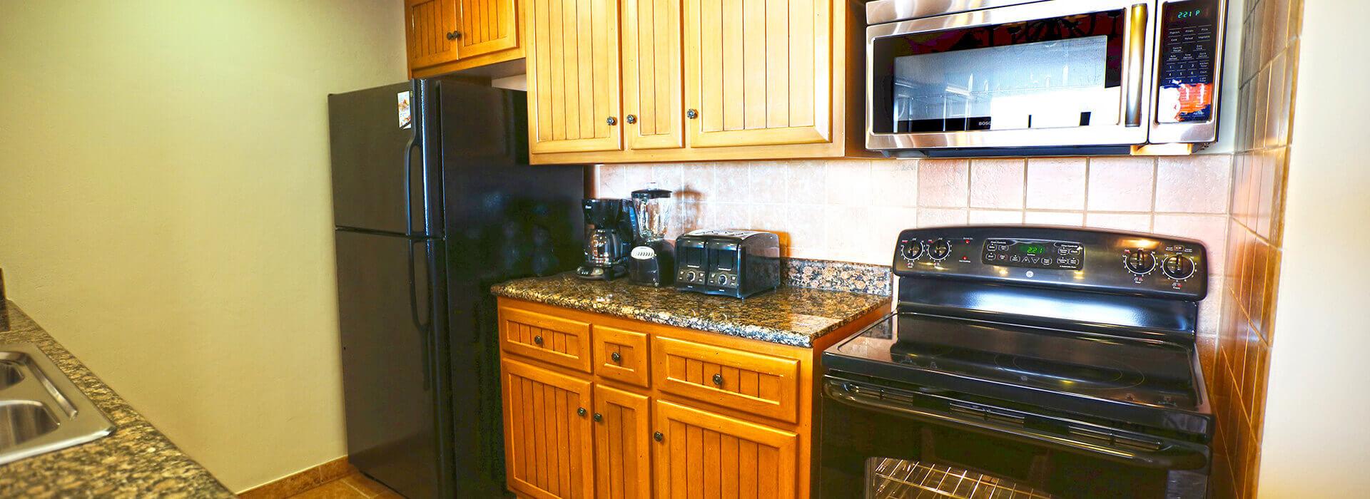 The Royal Haciendas suite con cocina completa