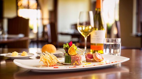 restaurantes en the royal haciendas
