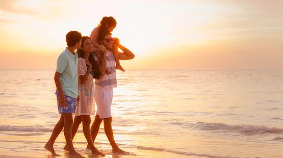 Vacaciones familiares a la Riviera Maya
