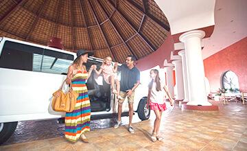 hotel en la riviera maya con transportación incluida