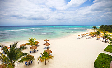 beachfront resort in Playa del Carmen