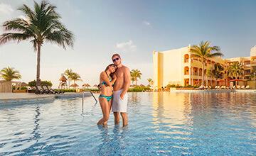 resort para parejas en la riviera maya